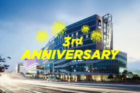 Novotel Suwon 3rd Anniversary Package