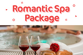 Romantic Spa PKG