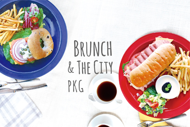 [객실] 브런치 PKG - Brunch & the City