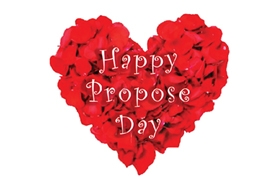 Happy Propose Day Promotion