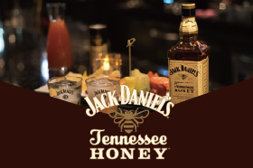 Jack Daniel Honey Set