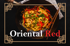 [Fresh 365 Dining] Oriental Red