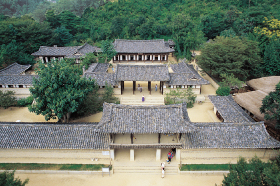 KOREAN FOLK VILLAGE Package