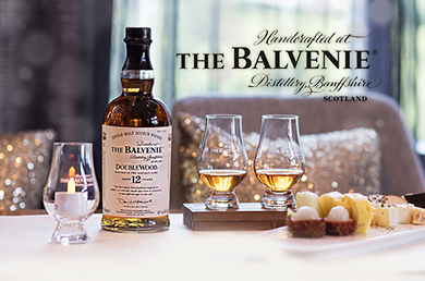 [ibis Styles Ambassador  Seoul Gangnam] [Le bar] The BALVENIE Package