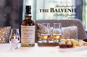[Le Bar] The BALVENIE Package