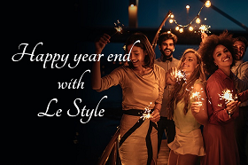 Happy year end with Le Style
