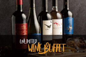 [FOOD EXCHANGE] UNLIMITED WINE BUFFET