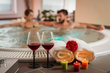 Romantic Spa package