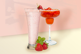 [Le Bar] Real Strawberry Promotion
