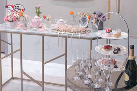 [웨딩] 2019 Bridal Champagne Shower