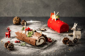 [Lobby Lounge] Sweet Christmas treats